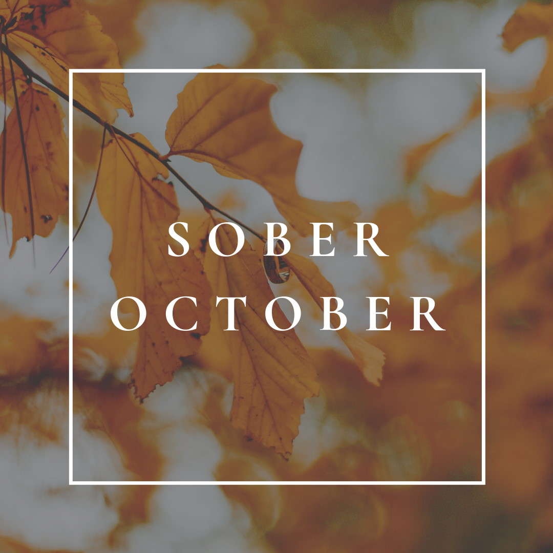 Sober October: Benefits of Quitting Alcohol for 1 Month